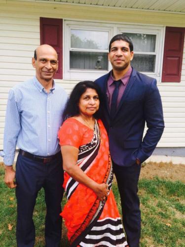 Mathew C. Paulose and Family