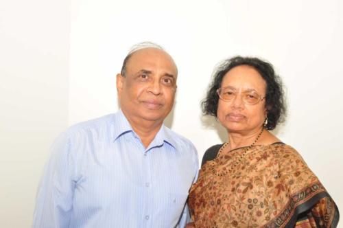 Mathew Kuriakose Family